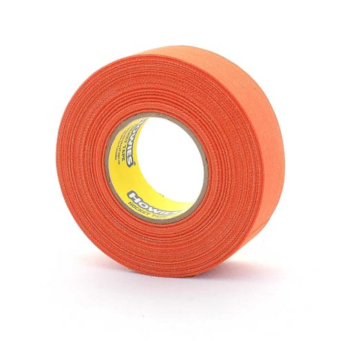 Orange Cloth Hockey Tape