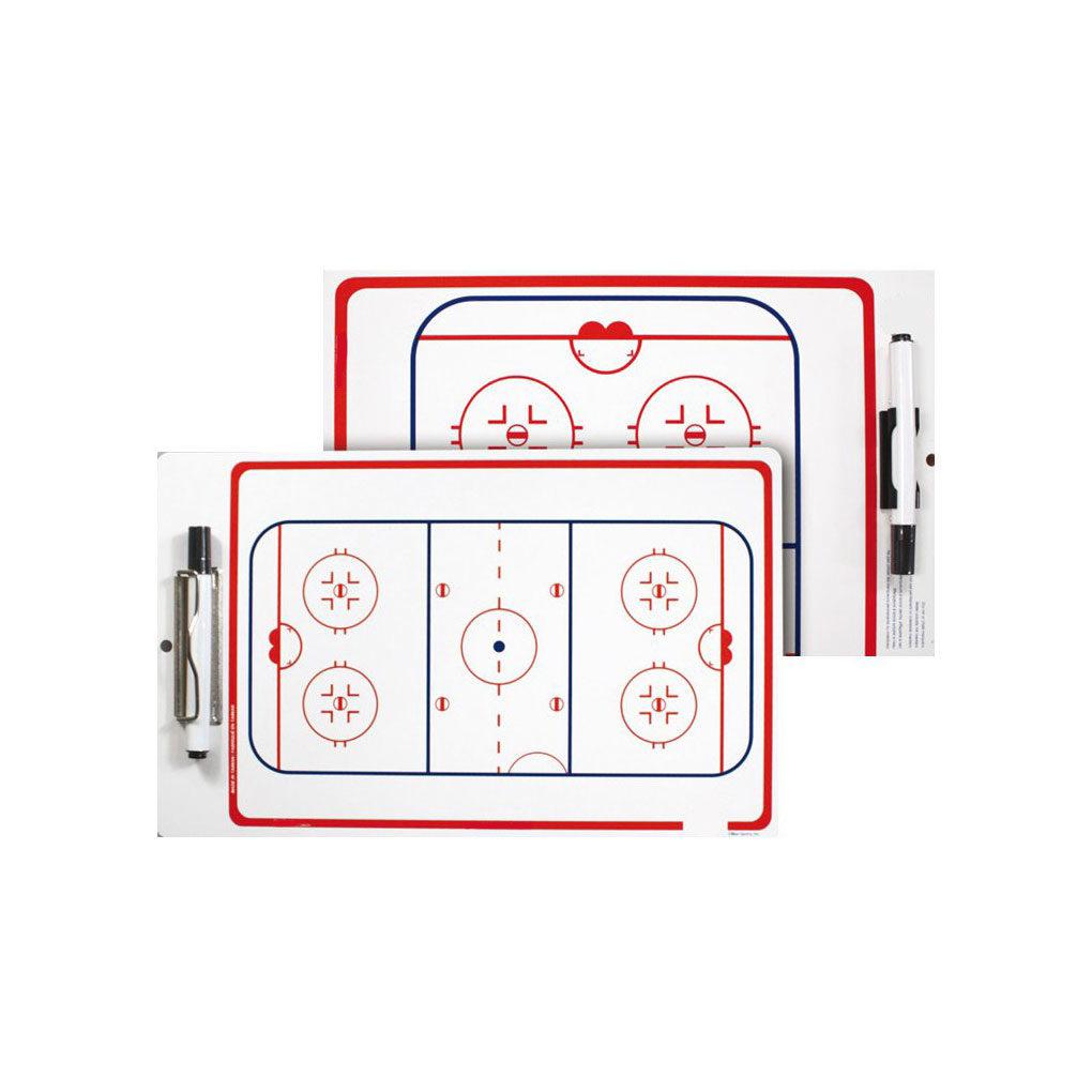taktiktafel ishockey